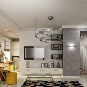 Дизайн хрущевки 2020 года: ТОП-150 фото эксклюзивных идей и новинок красивого интерьера в квартире-хрущевке