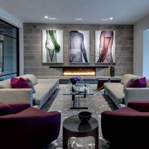 Дизайн интерьера гостиной 2020 года — лучшие варианты оригинального и необычного оформления современной гостиной (130 фото)