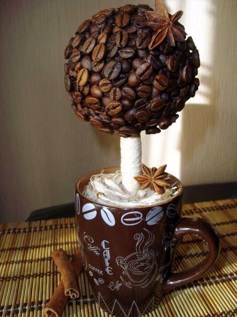 Поделки из кофе: рекомендации и полезные варианты поделок ...  Красивые Поделки из Бумаги И Как Их Делать