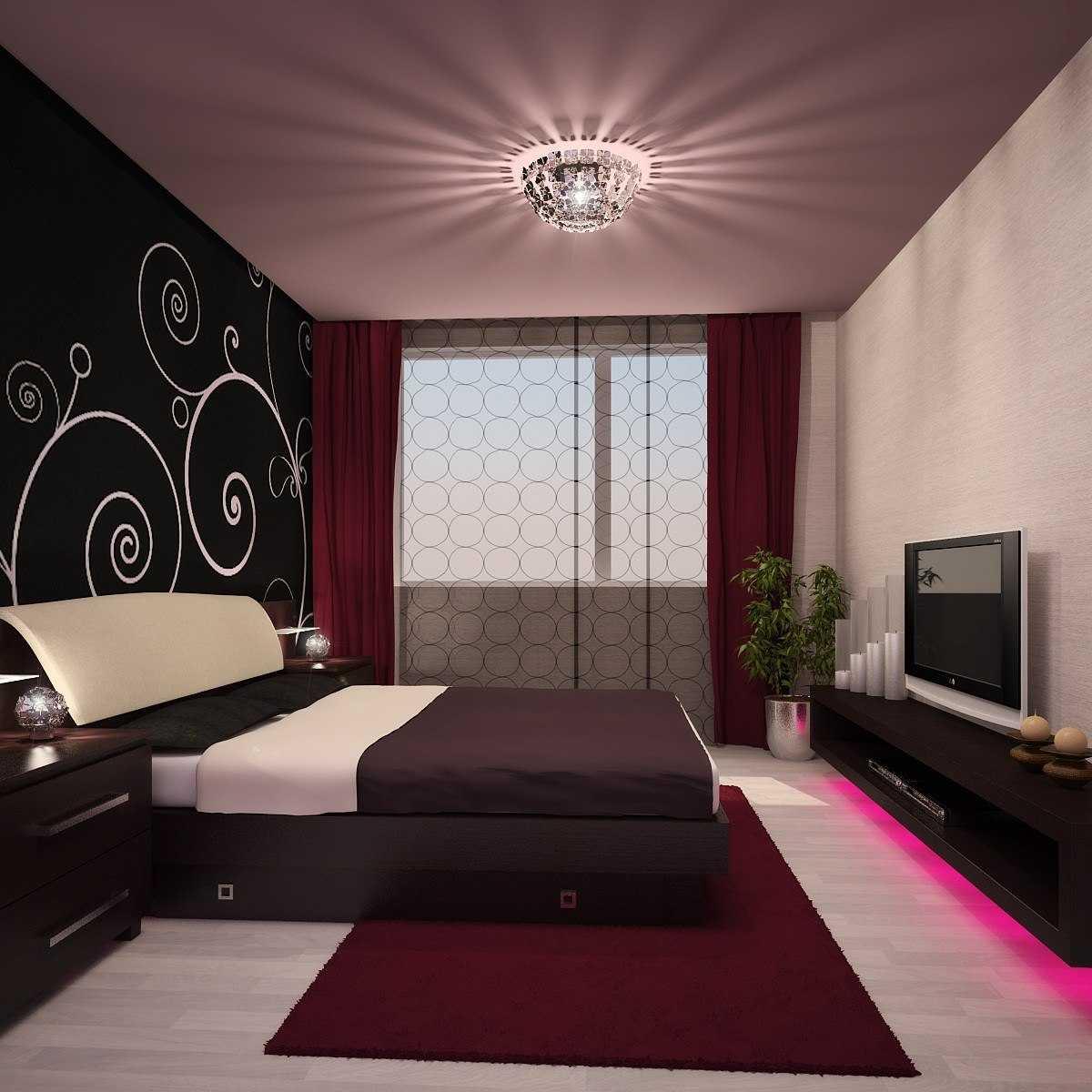 красивый дешевый ремонт в спальне частный дом фото намного